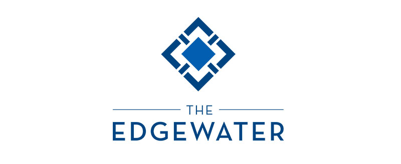 The Edgewater logo